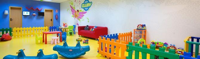 Actividades infantiles en el gimnasio virgin active paterna for Gimnasio heron city
