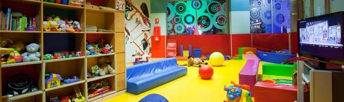 Actividades infantiles en el gimnasio virgin active las rozas for Gimnasio heron city