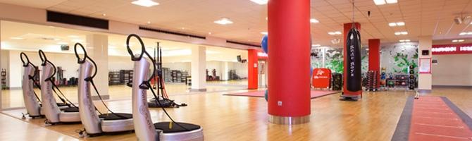 Entrenamiento personal en paterna gimnasio virgin active for Gimnasio heron city