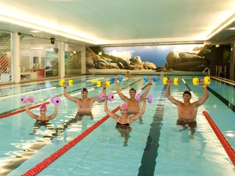 piscina las rozas gimnasio virgin active heron city