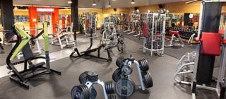 Fitness las rozas gimnasio virgin active for Gimnasio heron city