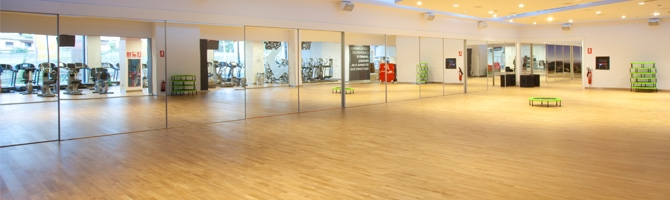 Studios gimnasio granada virgin active heron city for Gimnasio granada