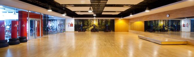 Studios gimnasio las rozas virgin active for Gimnasio heron city